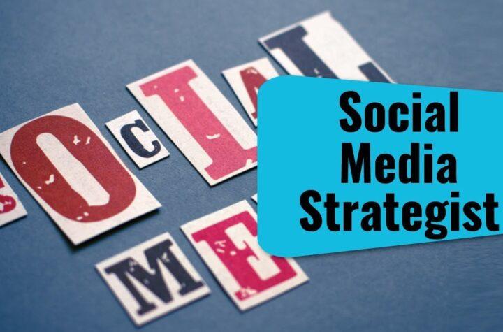 ocial media strategist course