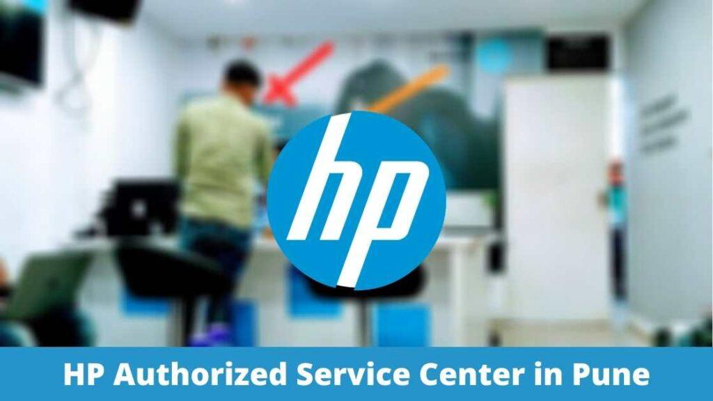 hp service center pune