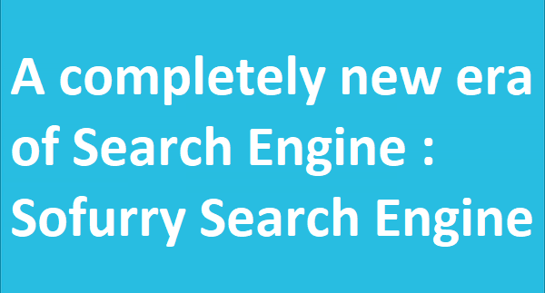 Sofurry search engine