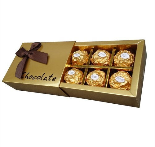 chocolate packaging supplies