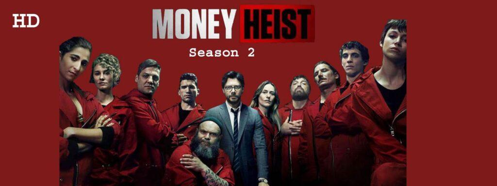 Money Heist Season 2 Download
