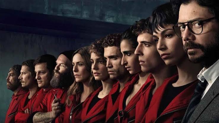 money heist season 3 english download