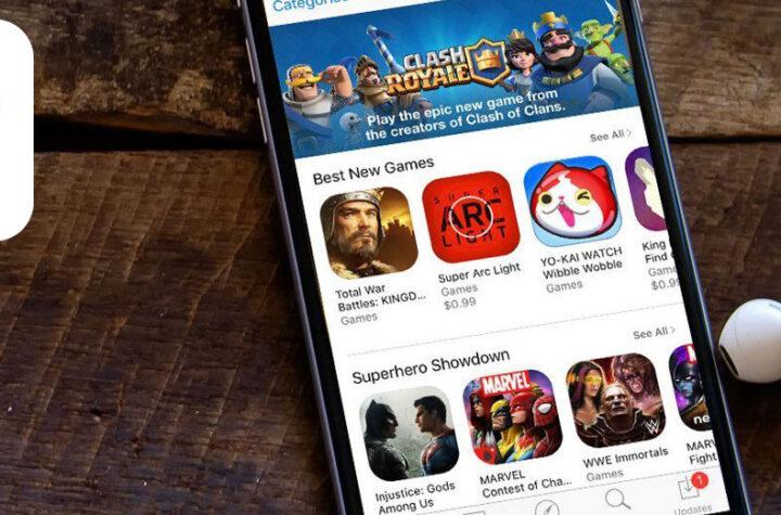 The VShare iOS App