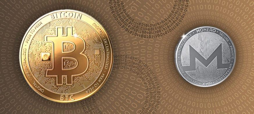 Bitcoin to Monero